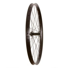 Wheel Shop Fratelli FX 35 Plus Black/ Novatec D711SB Wheel Front 29'' / 622 Holes: 32 15mm TA 110mm Boost Disc IS 6-bolt
