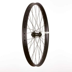 Wheel Shop Fratelli FX 40 Plus Black/ Novatec D881SB Wheel Front 27.5'' / 584 Holes: 32 20mm TA 110mm Disc IS 6-bolt