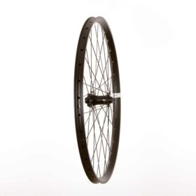 Wheel Shop Fratelli FX 25 XXX Black/ Novatec D881SB Wheel Front 27.5'' / 584 Holes: 32 20mm TA 110mm Disc IS 6-bolt