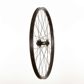 Wheel Shop Mavic EN627 Disc Black/ Novatec D881SB Wheel Front 27.5'' / 584 Holes: 32 20mm TA 110mm Disc IS 6-bolt