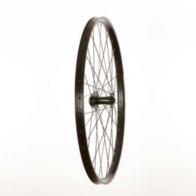 Wheel Shop Mavic EN427 Disc Black/ Novatec D791SB Wheel Front 27.5'' / 584 Holes: 32 15mm TA 100mm Disc IS 6-bolt