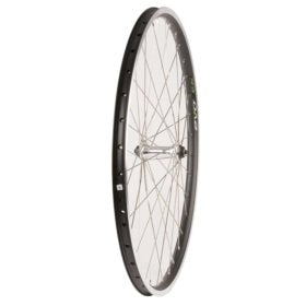 Wheel Shop Evo E-Tour 19 Black/ Formula FM-21-QR Wheel Front 26'' / 559 Holes: 36 QR 100mm Rim