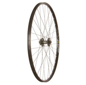 Wheel Shop Alex MD21/Shimano M475/DT Stainless 29'' Wheel : Disc IS 6-bolt 29'' / 622 Front Holes: 32H QR 100mm