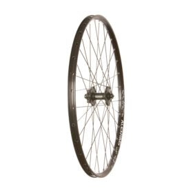 Wheel Shop Alex MD21/Shimano M475/DT Stainless 26'' Wheel : Disc IS 6-bolt 26'' / 559 Front Holes: 32H QR 100mm