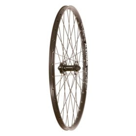 Wheel Shop Alex MD21/Formula DC-20/DC-22/DT Stainless 26'' Wheel : Disc IS 6-bolt 26'' / 559 Front Holes: 32H QR 100mm