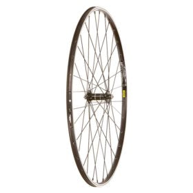 Wheel Shop Mavic Open Elite Black/ Shimano 105 R7000 Wheel Front 700C / 622 Holes: 32 QR 100mm Rim