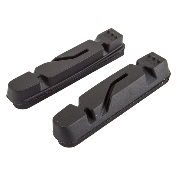 ORIGIN8 BRAKE SHOES OR8 ROAD VISE SHIMANO INSERT BK