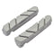 ZIPP BRAKE SHOES ZIP PLATINUM SRAM/SHI f/CARBON PAD INSERTS PR.