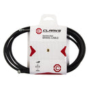 CLARKS CABLE BRAKE CLK KIT FT or RR SS UNIV MTB
