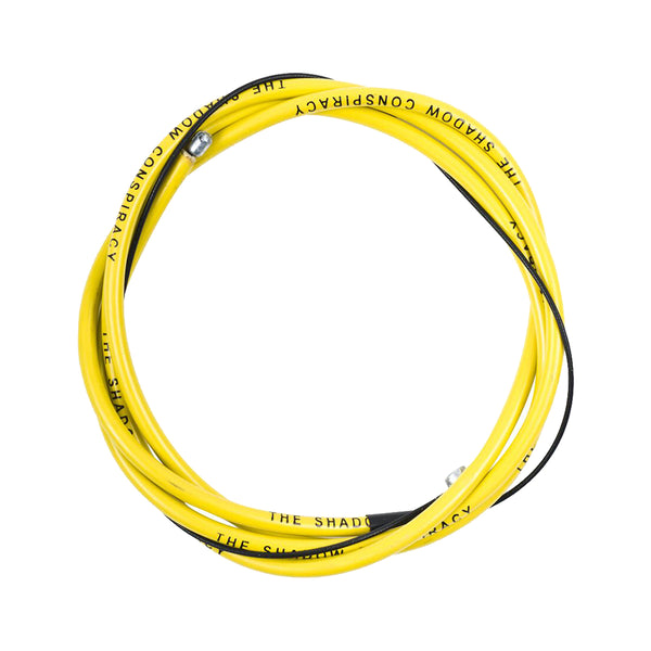 THE SHADOW CONSPIRACY CABLE BRAKE TSC LINEAR 50x58in YL
