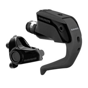 SRAM S900 Aero Hydro T Hydraulic disc brake Front Flat mount black Not included