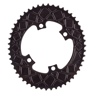 ABSOLUTE BLACK CHAINRING ABSOLUTEBLACK OVAL 110mm 50T 4B 2X BK