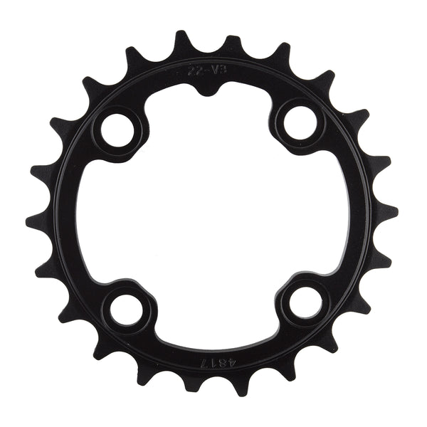 TRUVATIV CHAINRING TV 22T 64mm ALY BK