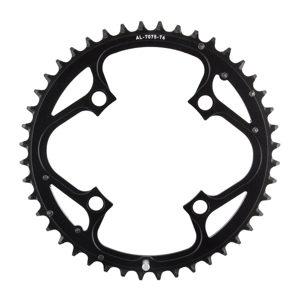 TRUVATIV CHAINRING TV 44T 104mm ALY BK