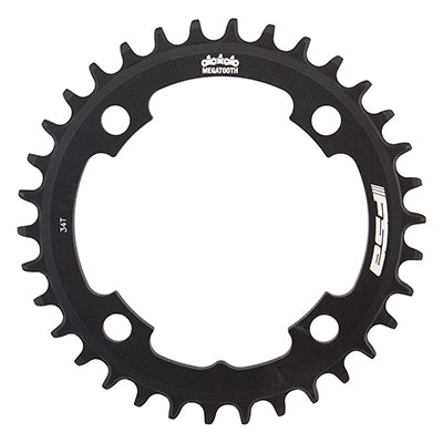 FULL SPEED AHEAD CHAINRING FSA MEGATOOTH 104mm 34T 4B 1x11 BK