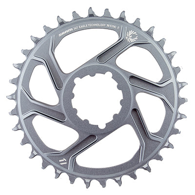 SRAM CHAINRING SRAM 34T DIRECT X-SYNC EAGLE 6mm POLAR GY