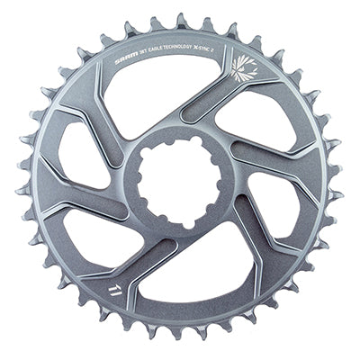 SRAM CHAINRING SRAM 38T DIRECT X-SYNC EAGLE 6mm POLAR GY