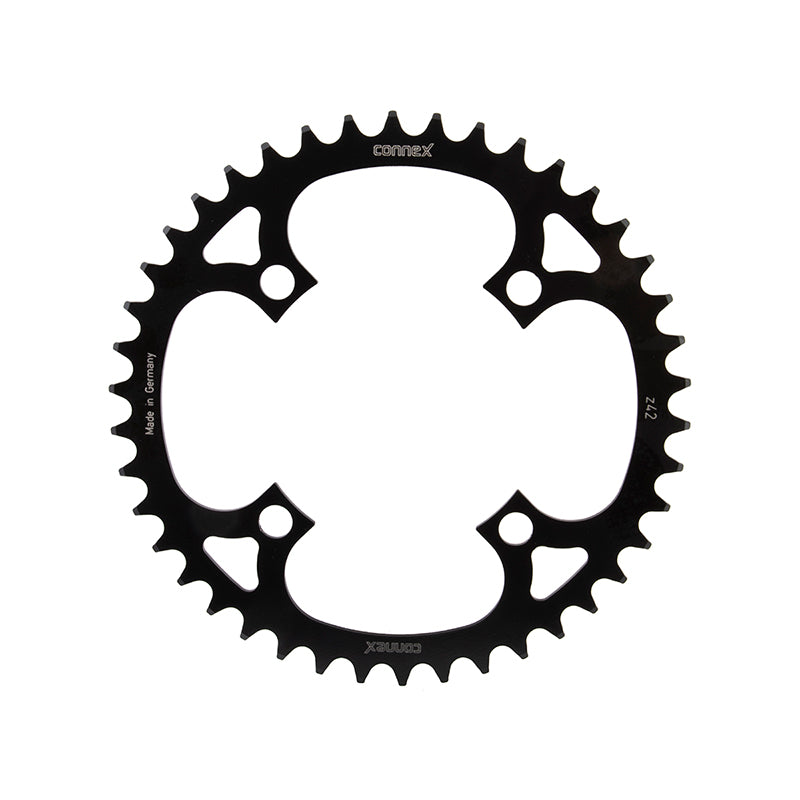 CONNEX CHAINRING EBIKE CONNEX f/BOSCH-III/YAMAHA/BROSE/BAFANG 42T BK