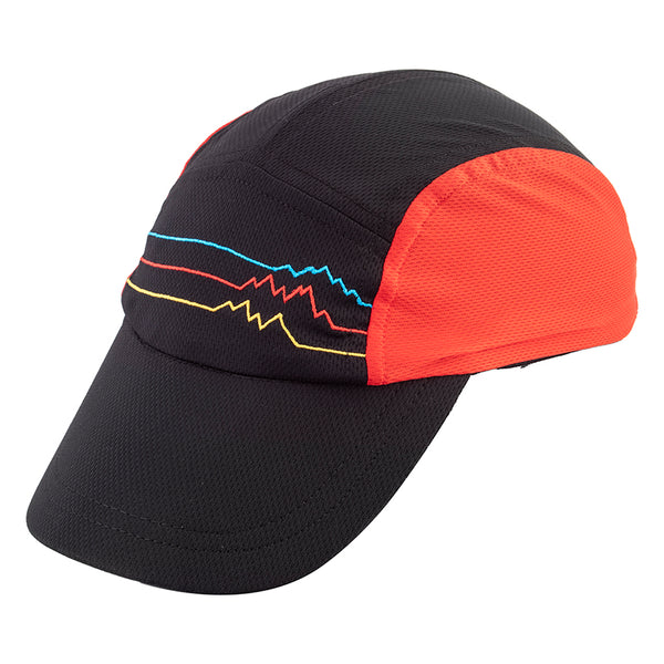 HEADSWEATS CLOTHING CAP H/S RACE MOUNTAINS