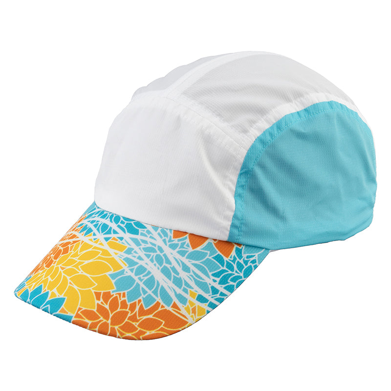 HEADSWEATS CLOTHING CAP H/S RACE FLOWERS