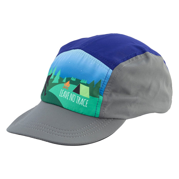HEADSWEATS CLOTHING CAP H/S CRUSHER LEAVE NO TRACE
