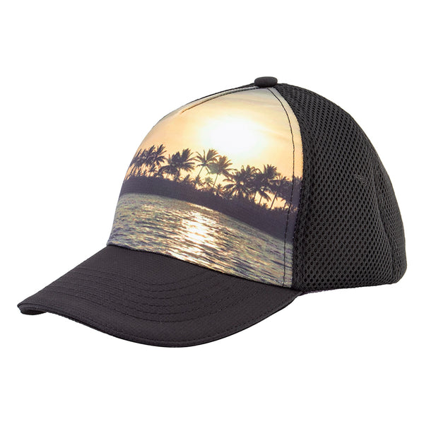 HEADSWEATS CLOTHING CAP H/S TRUCKER BEACHY