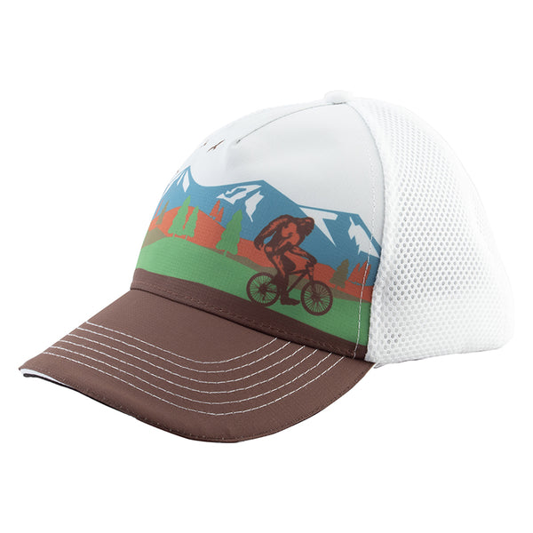 HEADSWEATS CLOTHING CAP H/S TRUCKER BIGFOOT BIKE MTN