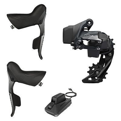 SRAM GROUP KIT SRAM ETAP 1X FORCE AXS ROAD SHIFTER/RD & BATTERY/CHARGER & CORD