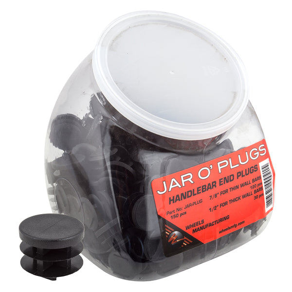 WHEELS MANUFACTURING HBAR PLUG WOB JAR O PLUGS ASST SIZES JRof150