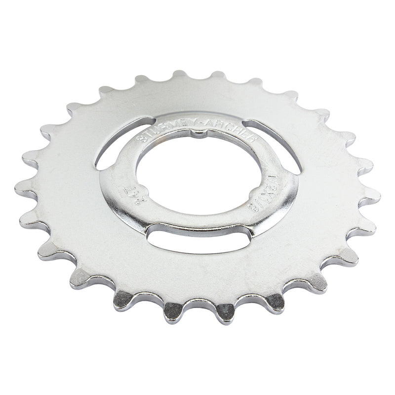 STURMEY ARCHER HUB PART S/A HSL-876 SPROCKET DISHED 24T 1/8 CP