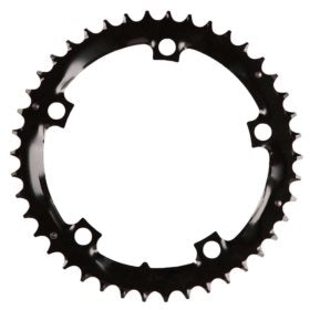 Truvativ 42T 10 sp BCD 130mm 5-Bolt Inner Chainring For 30/42/52 Steel Black 11.6215.153.000