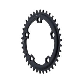 SRAM X-SYNC 38T 110mm Chainring Teeth: 38 Speed: 11 BCD: 110 Bolts: 5 Single Aluminum Black