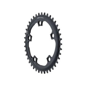 SRAM X-SYNC 46T 110mm Chainring Teeth: 46 Speed: 11 BCD: 110 Bolts: 5 Single Aluminum Black
