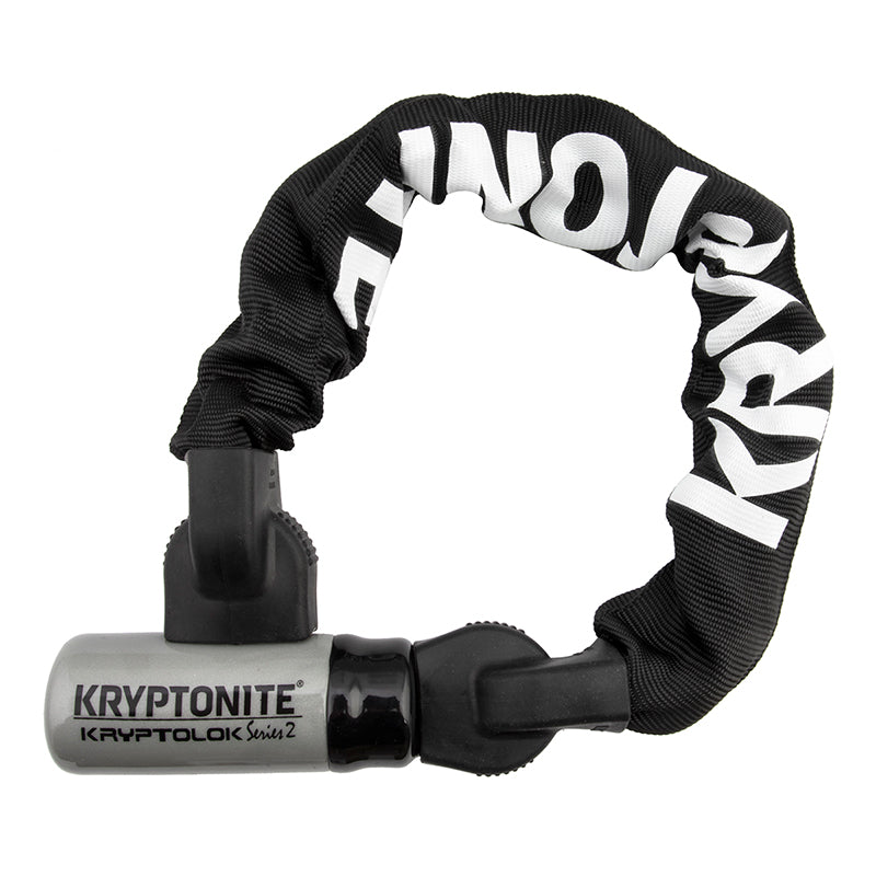 KRYPTONITE LOCK KRY CHAIN 955 KRYPTOLOK SER-2 21.5inx9mm