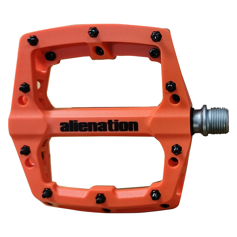 ALIENATION PEDALS AN FOOTHOLD 9/16 OR