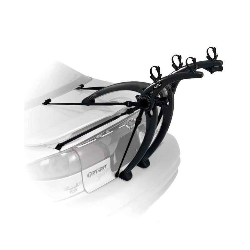 SARIS CAR RACK SARIS 805BL BONES 2-BIKE TRUNKBK