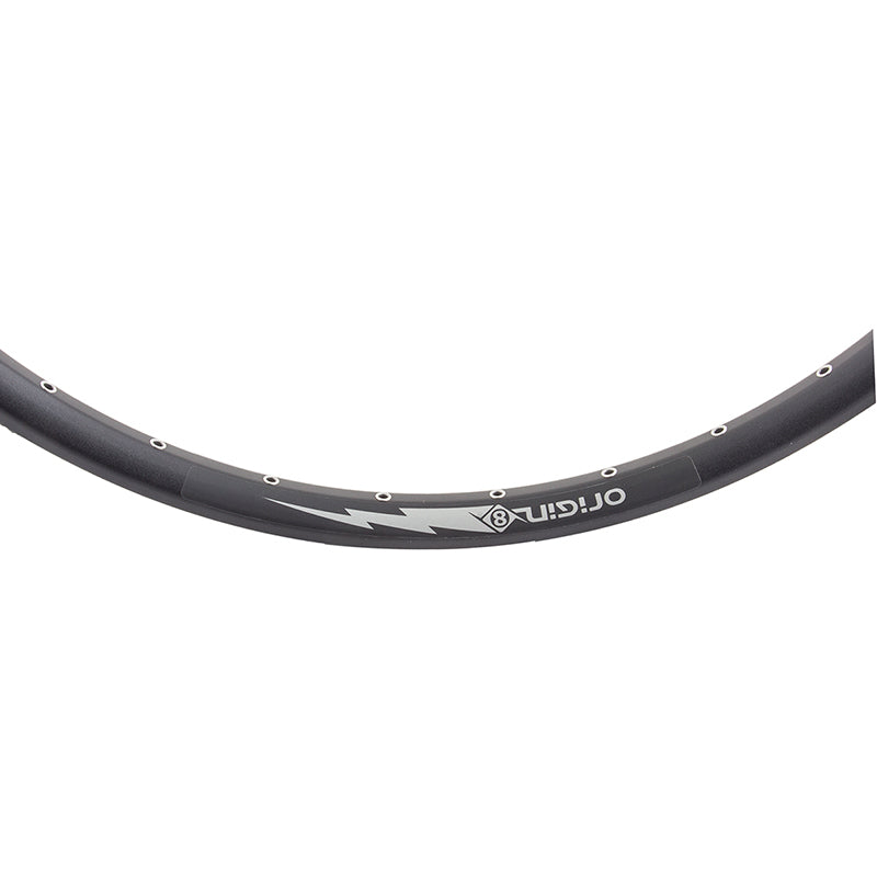 ORIGIN8 RIM OR8 27.5 584x27x20 BOLT ALLOY MTB TBLS 32 DISC BK