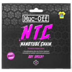Muc-Off Nanotube Chain 11sp. 114 links SRAM Red