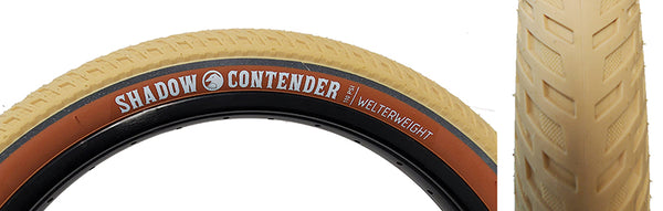 THE SHADOW CONSPIRACY TIRES TSC CONTENDER WELTERWEIGHT 20x2.35 WIRE IROQUOIS