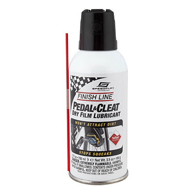 FINISH LINE LUBE F-L PEDAL & CLEAT 5oz AEROSOL