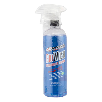 MAXIMA RACING OIL CLEANER MAXIMA BIO WASH SPRAY 32oz SPRAY