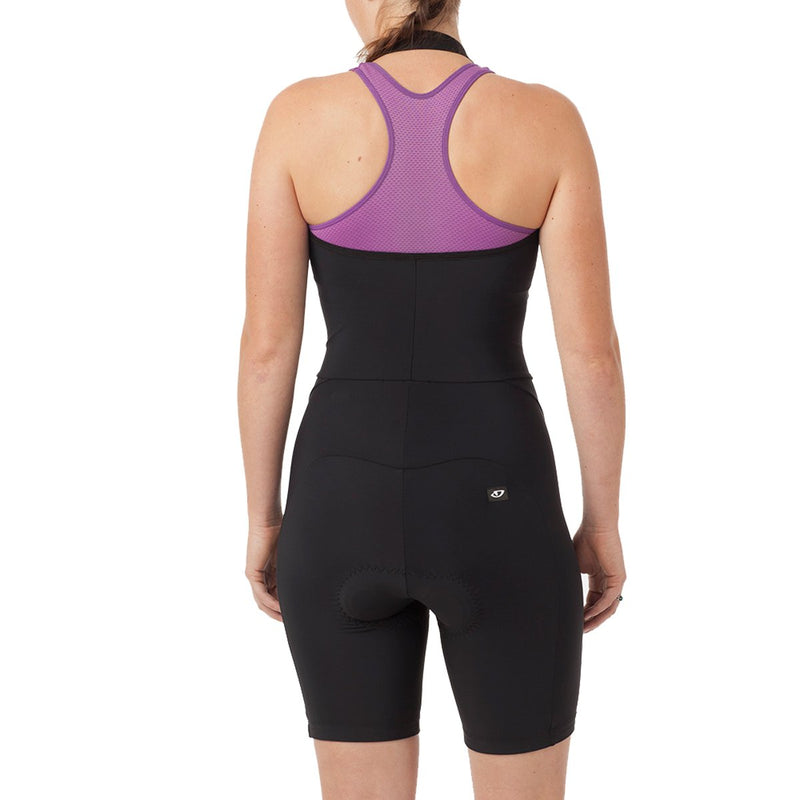 Womens Chrono Sport Halter Bib Short