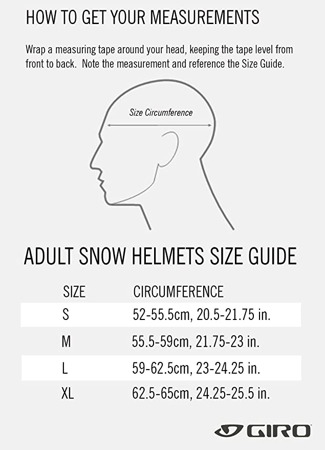 Giro Nine Snow Helmet