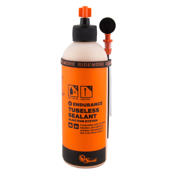 ORANGE SEAL TIRE SEALER ORANGE SEAL ENDURANCE 8oz w/TWISTLOCK