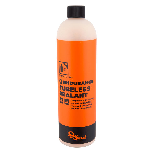 ORANGE SEAL TIRE SEALER ORANGE SEAL ENDURANCE 16oz REFILL