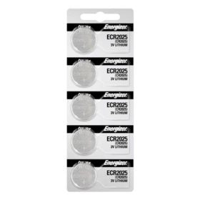 Energizer ECR2025 Lithium Battery CD/5