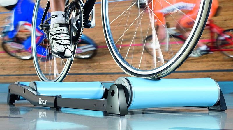 Tacx Antares Indoor Retractable Bicycle Rollers