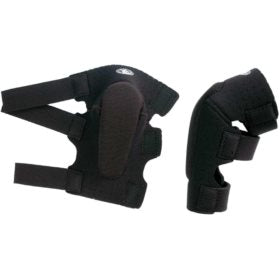 Lizard Skins Soft Arm Guard Youth Black