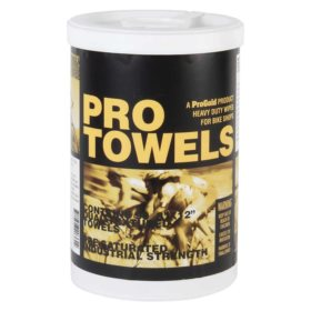 ProGold Power Towels Cleaning Towels 100 X with display
