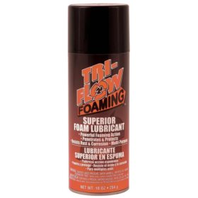 Tri-Flow Superior Foaming Lube 10oz Aerosol